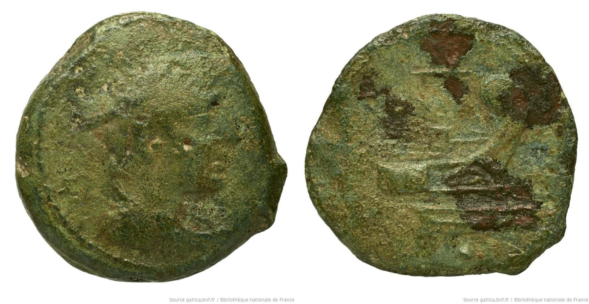 1186PO – Sextans Poblicia – Caius Publicius Malleolus