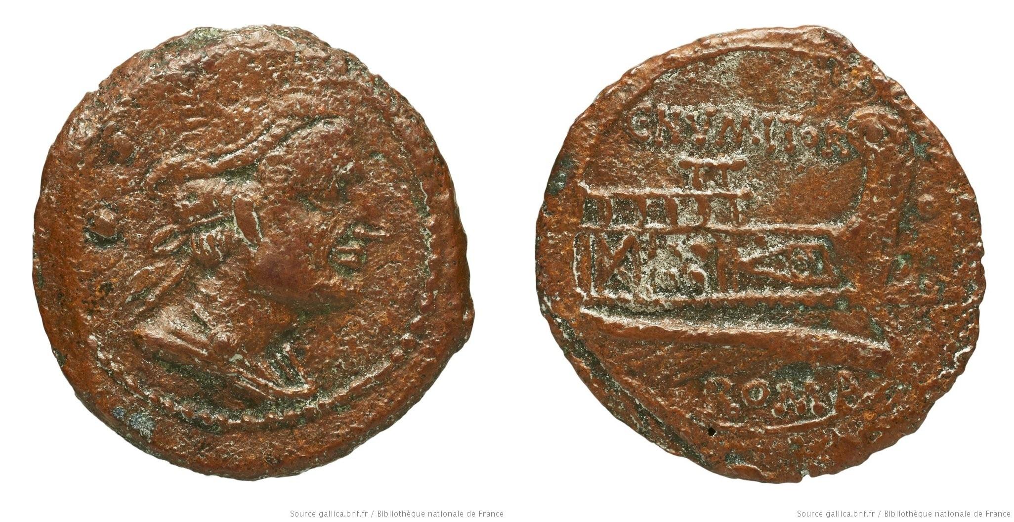969NU – Sextans Numitoria – Caius Numitorius