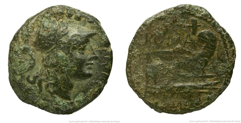 Read more about the article 1184PO – Triens Poblicia – Caius Publicius Malleolus