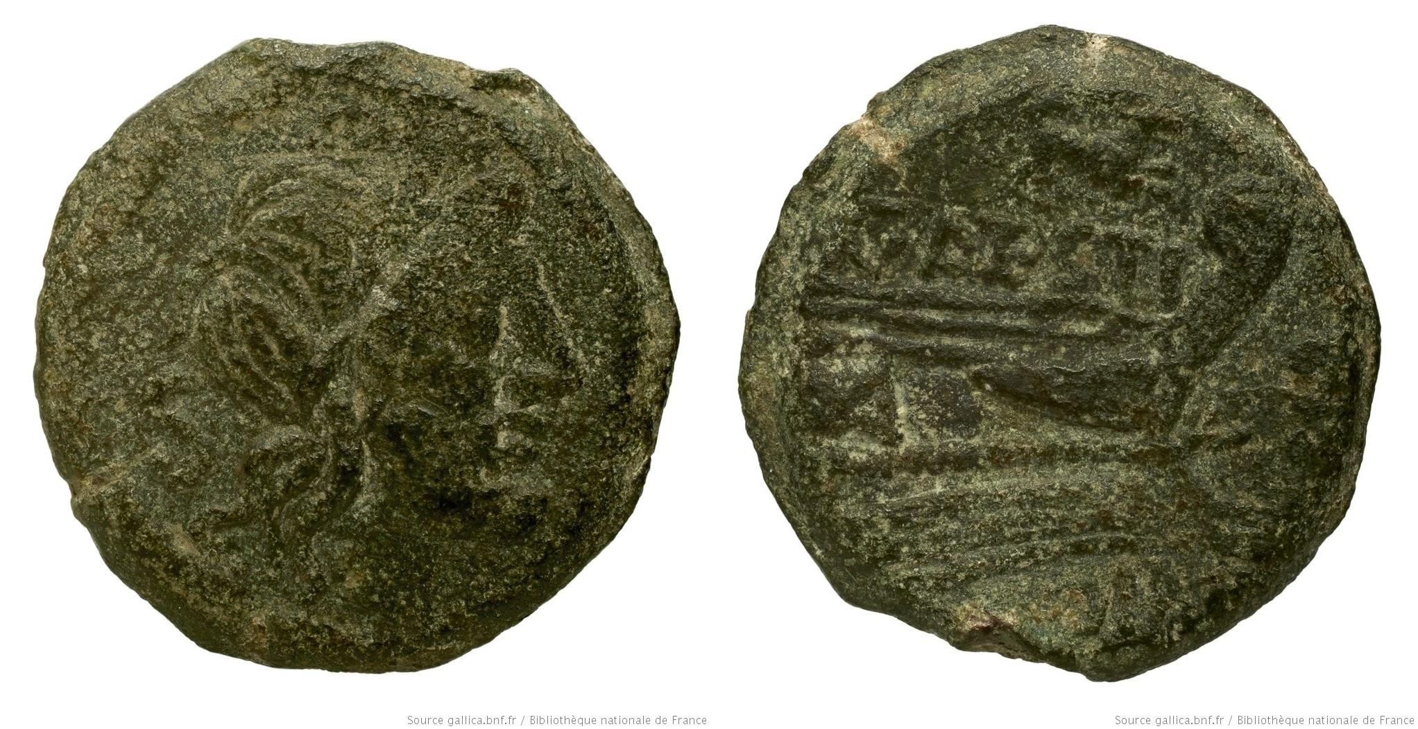 894AN – Semis Antestia – Caius Antestius