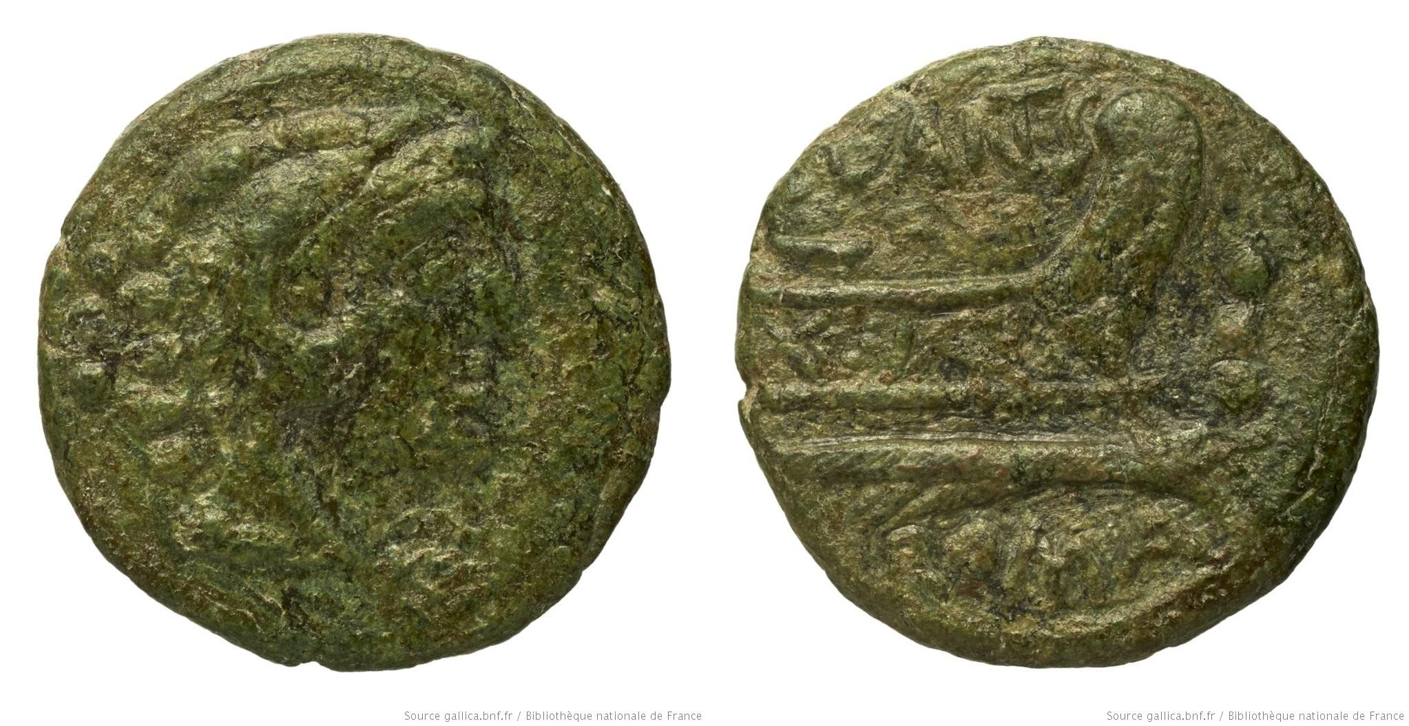 930AN – Quadrans Antestia – Lucius Antestius Gragulus