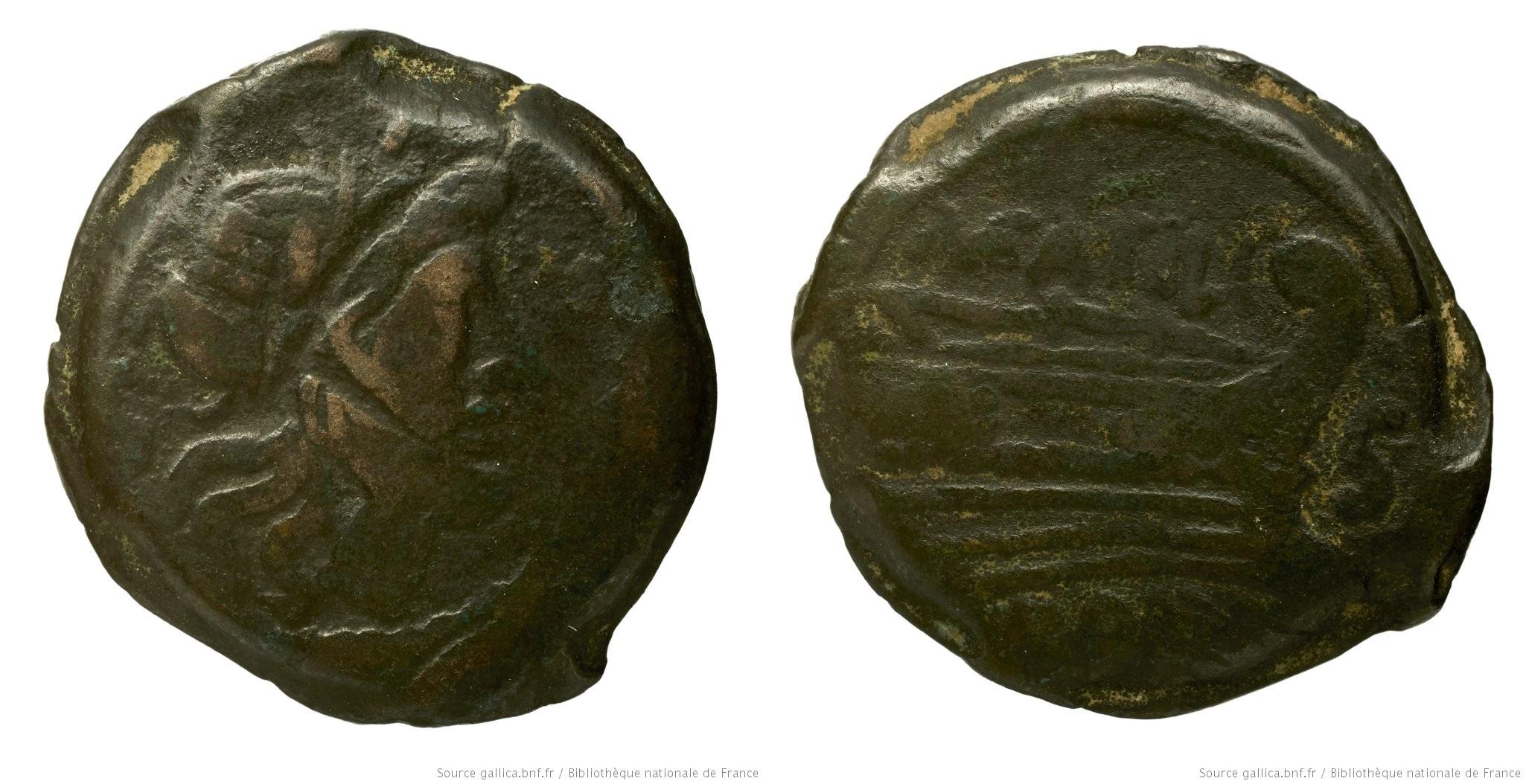 866AT – Semis Atilia – Marcus Atilius Saranus