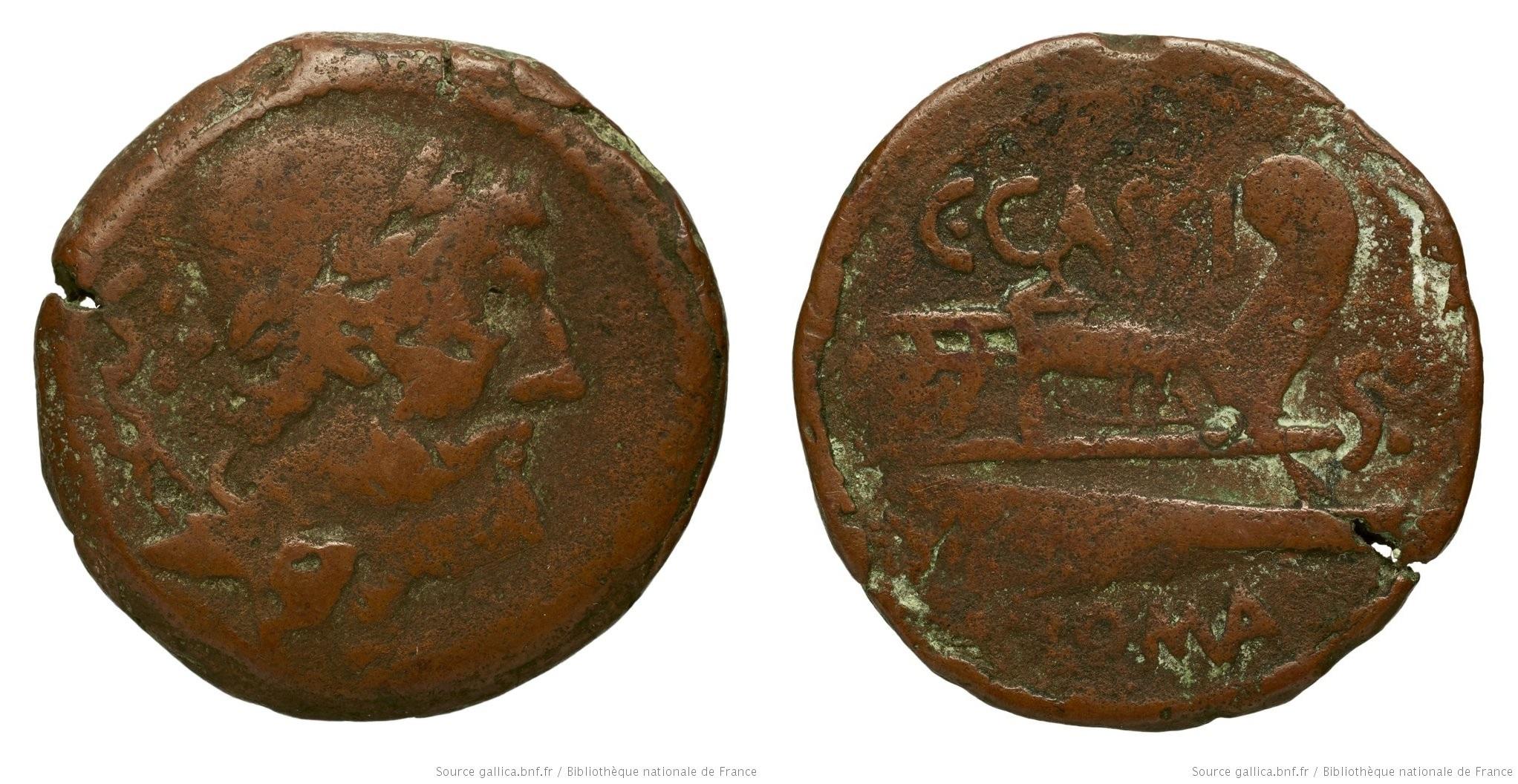 1032CA – Dodrans Cassia – Caius Cassius