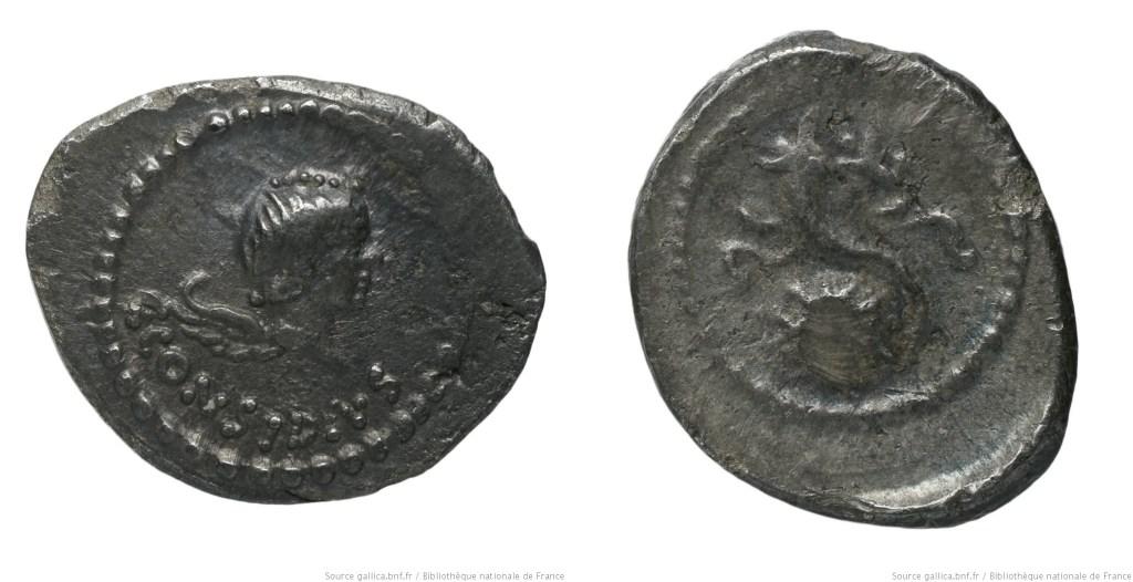 1489CO – Sesterce Considia _ Caius Considius Pætus
