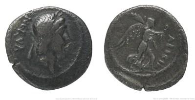 1451LI – Sesterce Licinia – Aulus Licinius Nerva