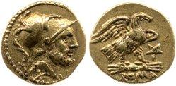 433AN – Aureus de 60 As Anonyme