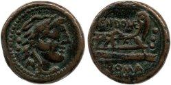 1013DO – Quadrans Domitia – Cnæus Domitius Ahenobarbus