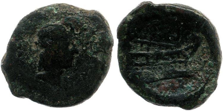 1240TI – Quadrans Tituria – Lucius Titurius Sabinus