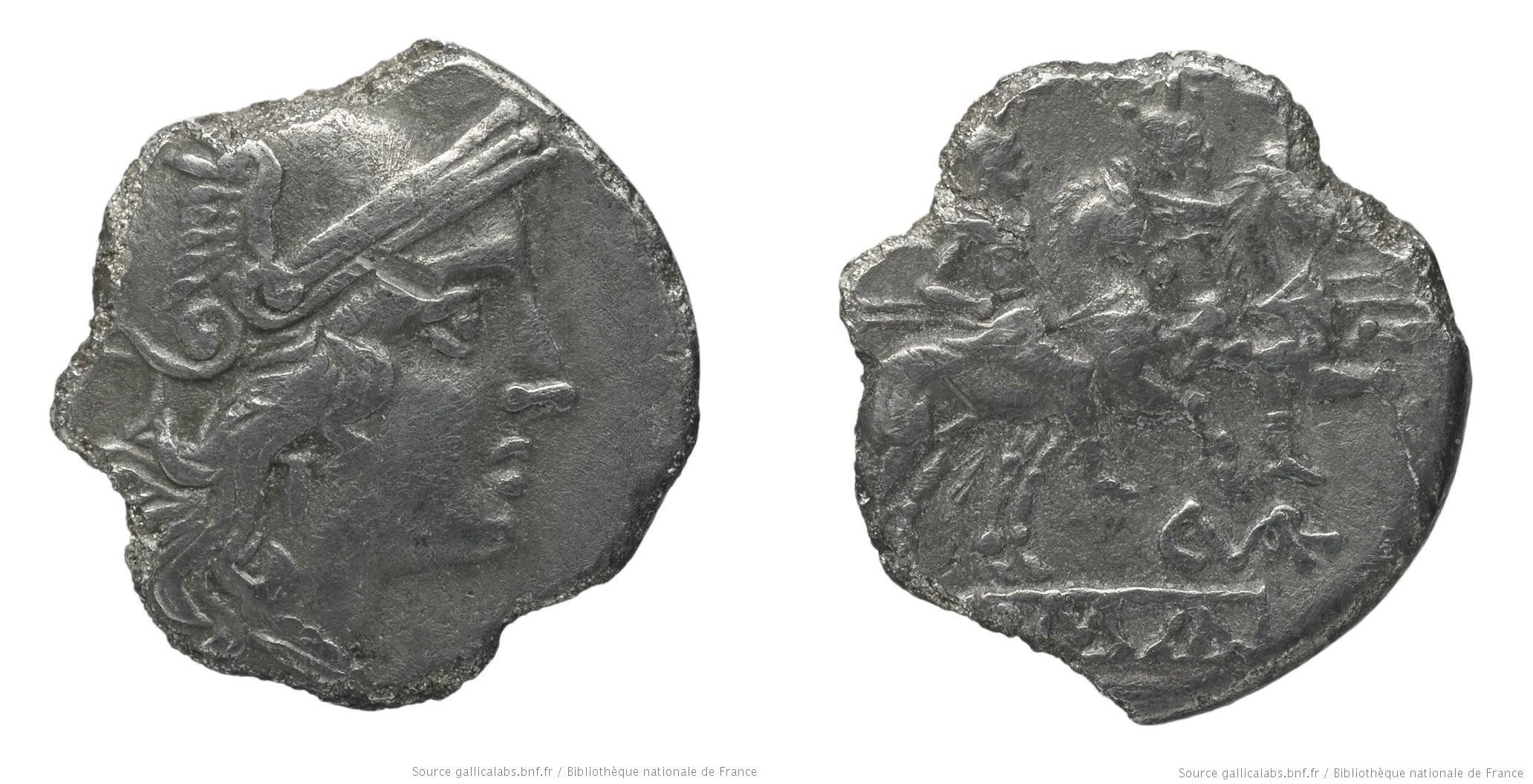You are currently viewing 292TE – Quinaire Terentia – C. Terentius Varro