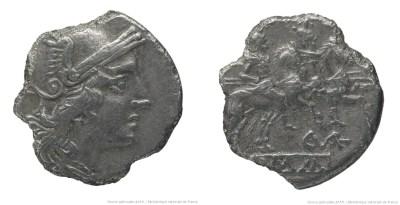 292TE – Quinaire Terentia – C. Terentius Varro