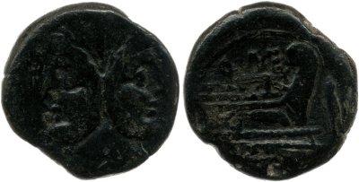 Read more about the article 857CA – As Caecilia – Q. Caecilius Metellus Macedonicus