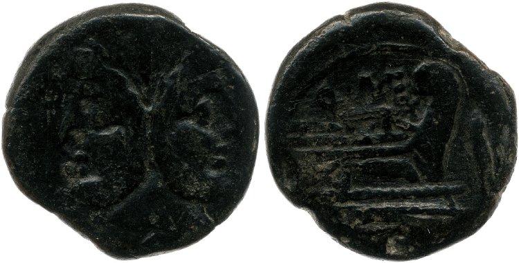 857CA – As Caecilia – Q. Caecilius Metellus Macedonicus