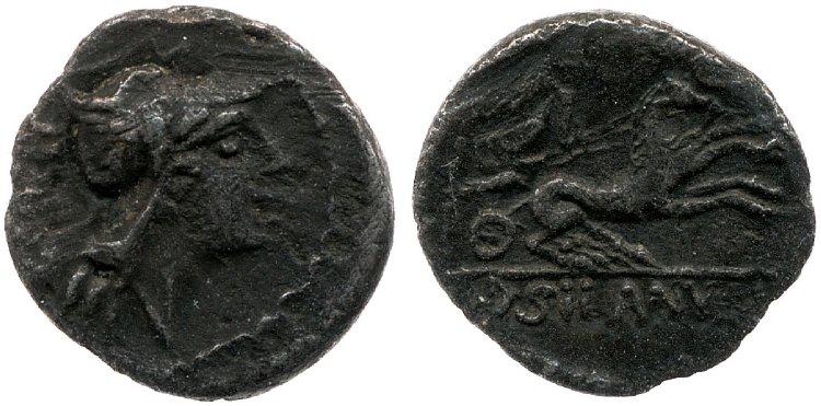 1194JU – Sesterce Junia – Decimus Junius Silanus