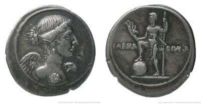 Read more about the article 2009AU – Denier Octave – Caius Julius Cæsar Octavianus