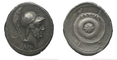 2029AU – Denier Octave – Caius Julius Cæsar Octavianus