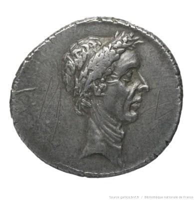 Les monnaies de Jules César