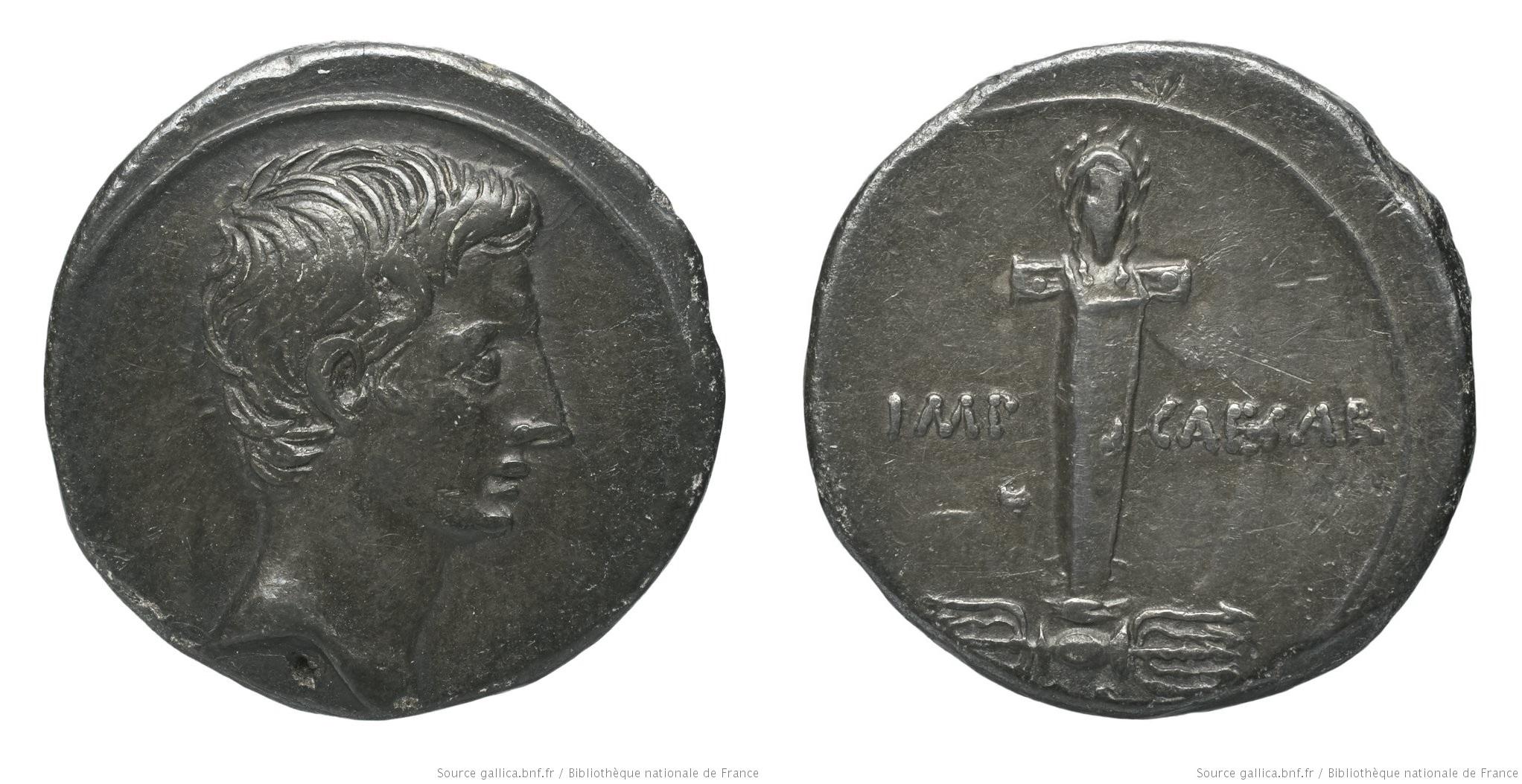 You are currently viewing 2023AU – Denier Octave – Caius Julius Cæsar Octavianus
