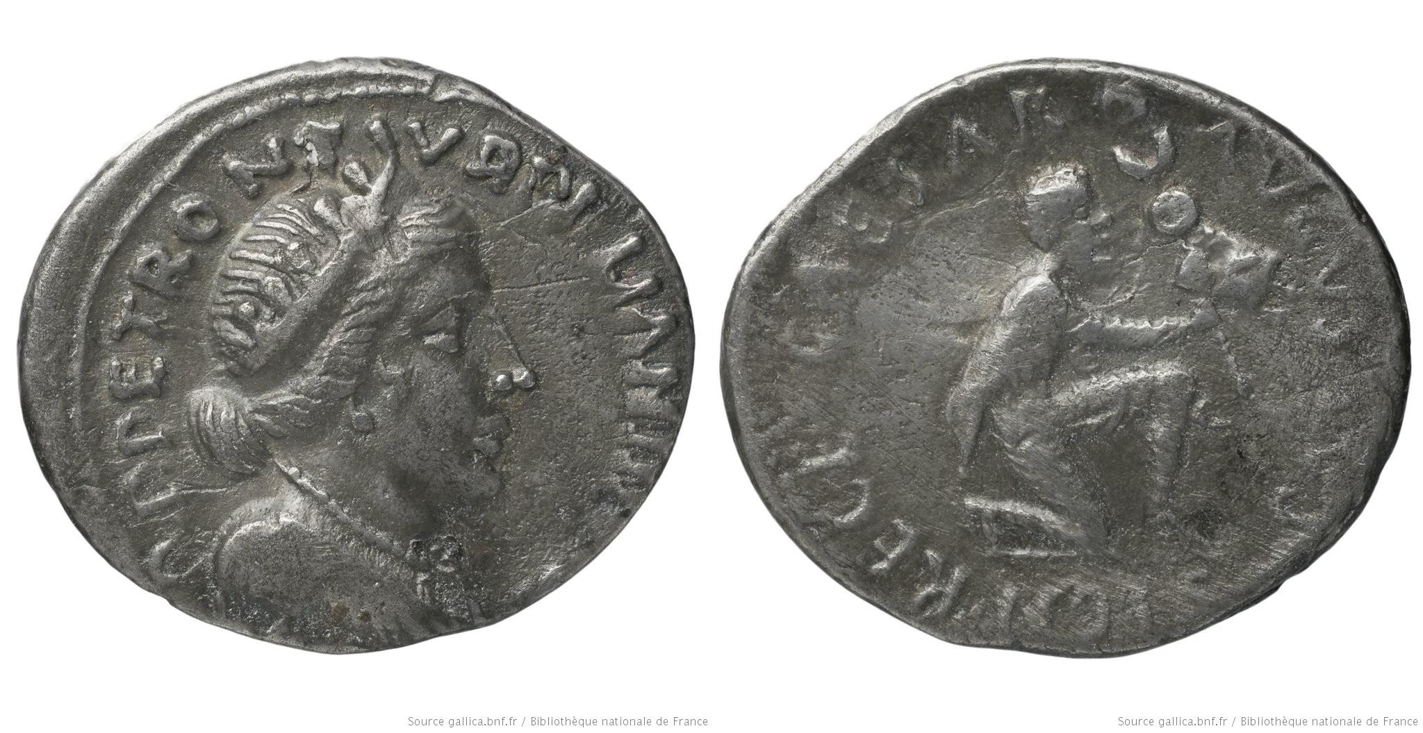 You are currently viewing 2046AU – Denier Auguste – P.Petronius Turpilianus