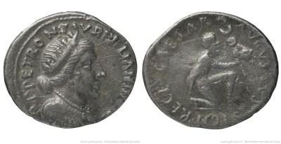 2046AU – Denier Auguste – P.Petronius Turpilianus