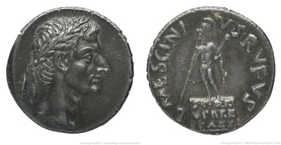 Read more about the article 2099AU – Denier Auguste – L. Mescinius Rufus