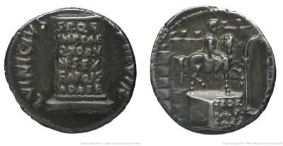 2109AU – Denier Auguste – L. Vinicius