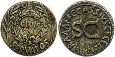 2118AU – Sesterce Auguste – C. Cassius Celer
