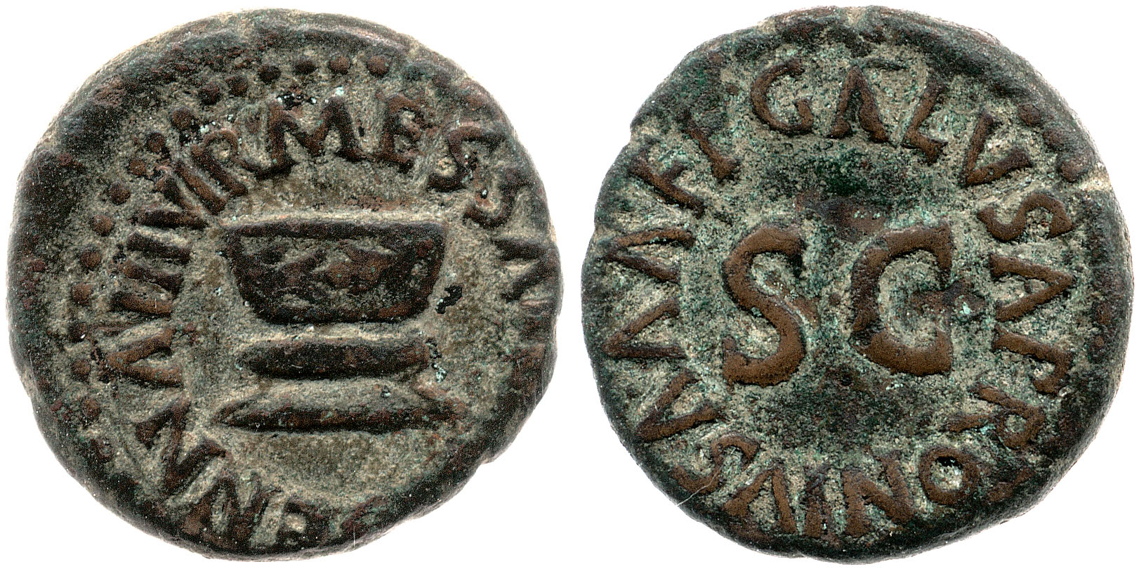 You are currently viewing 2194AU – Quadrans Auguste – Apronius, Galus, Messalla et Sisenna