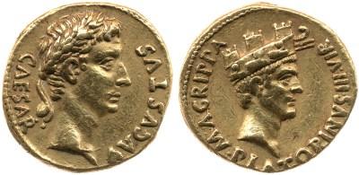 Read more about the article 2148AU – Aureus Auguste – Caius Sulpicius Platorinus
