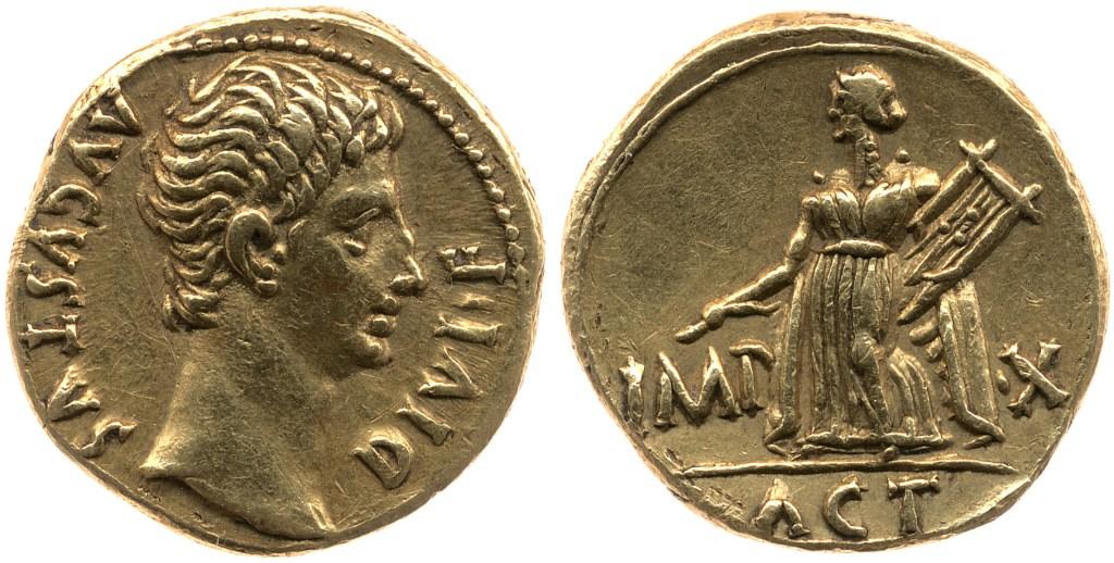 2220AU – Aureus Auguste