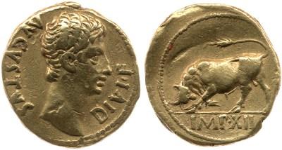 2229AU – Aureus Auguste