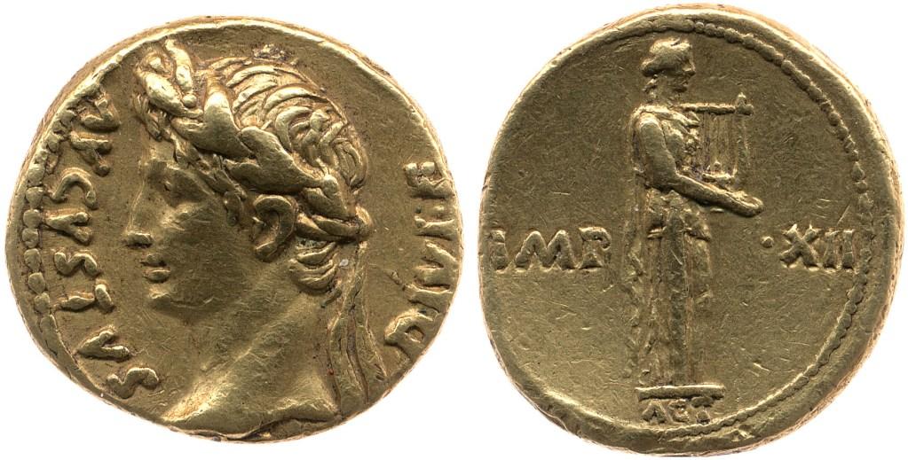 2248AU – Aureus Auguste
