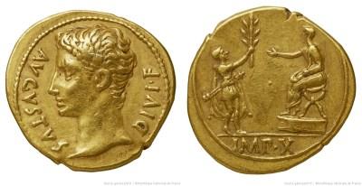 2209AU – Aureus Auguste