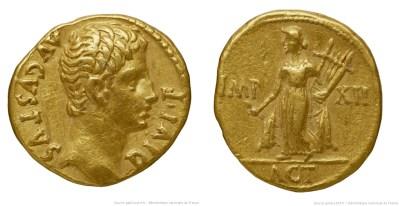 2231AU – Aureus Auguste