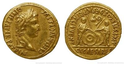 2267AU – Aureus Auguste