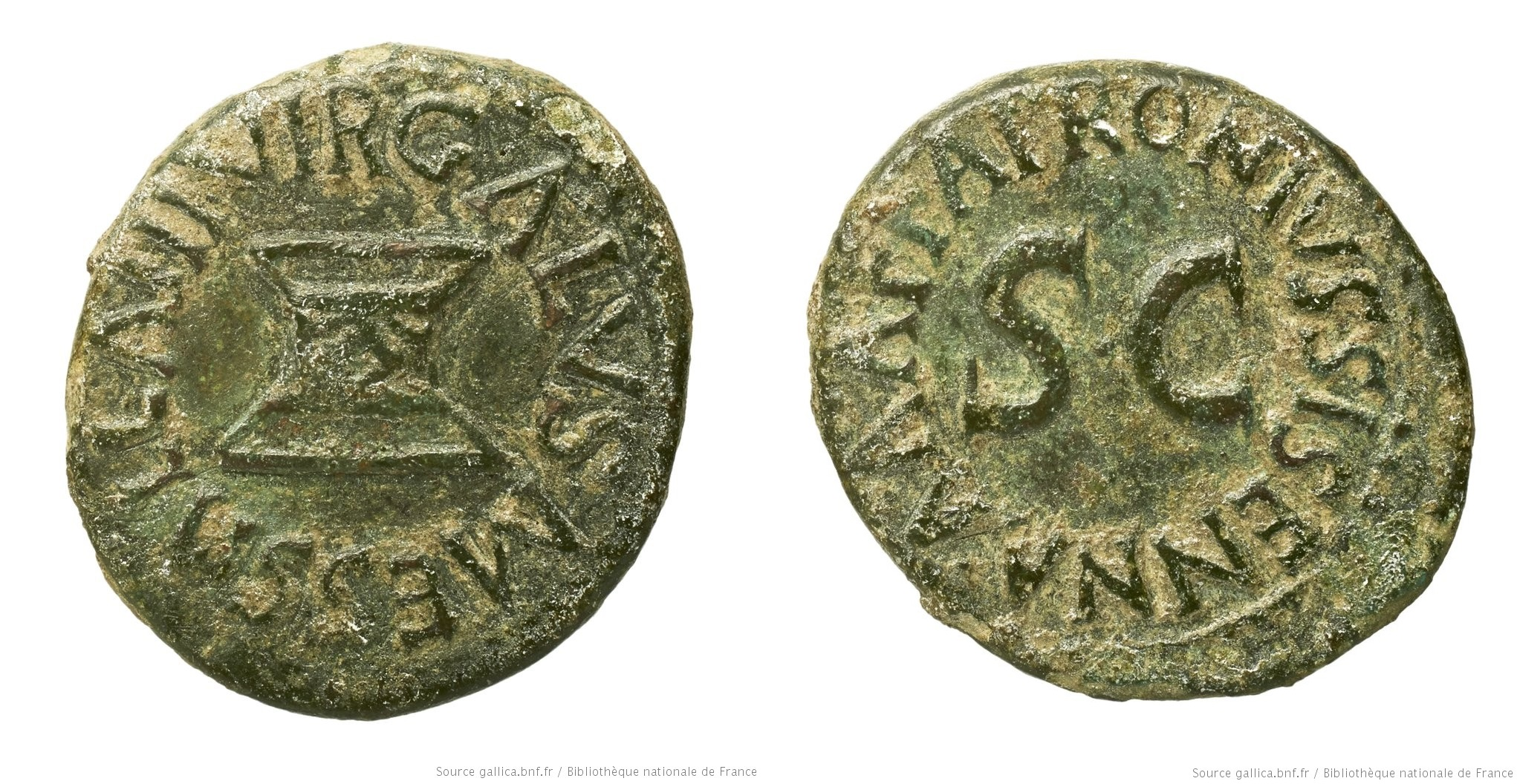 You are currently viewing 2185AU – Quadrans Auguste – Apronius, Galus, Messalla et Sisenna
