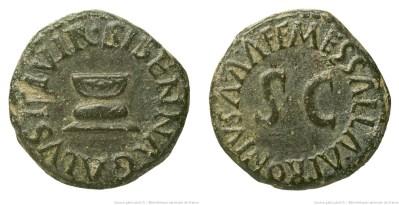 Read more about the article 2198AU – Quadrans Auguste – Apronius, Galus, Messalla et Sisenna