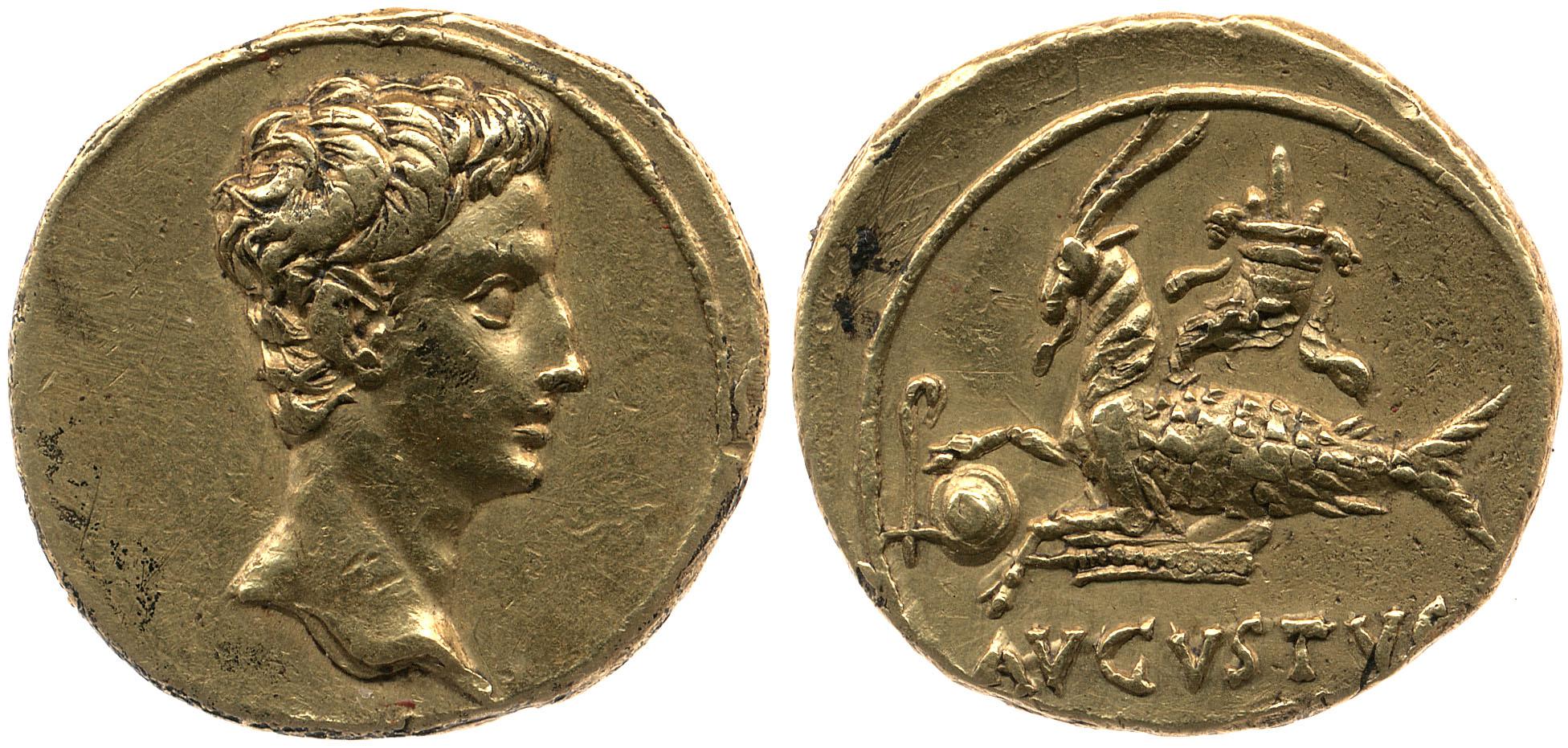 2408AU – Aureus Auguste