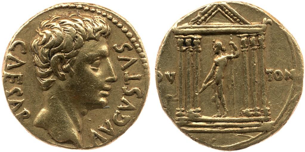 2328AU – Aureus Auguste