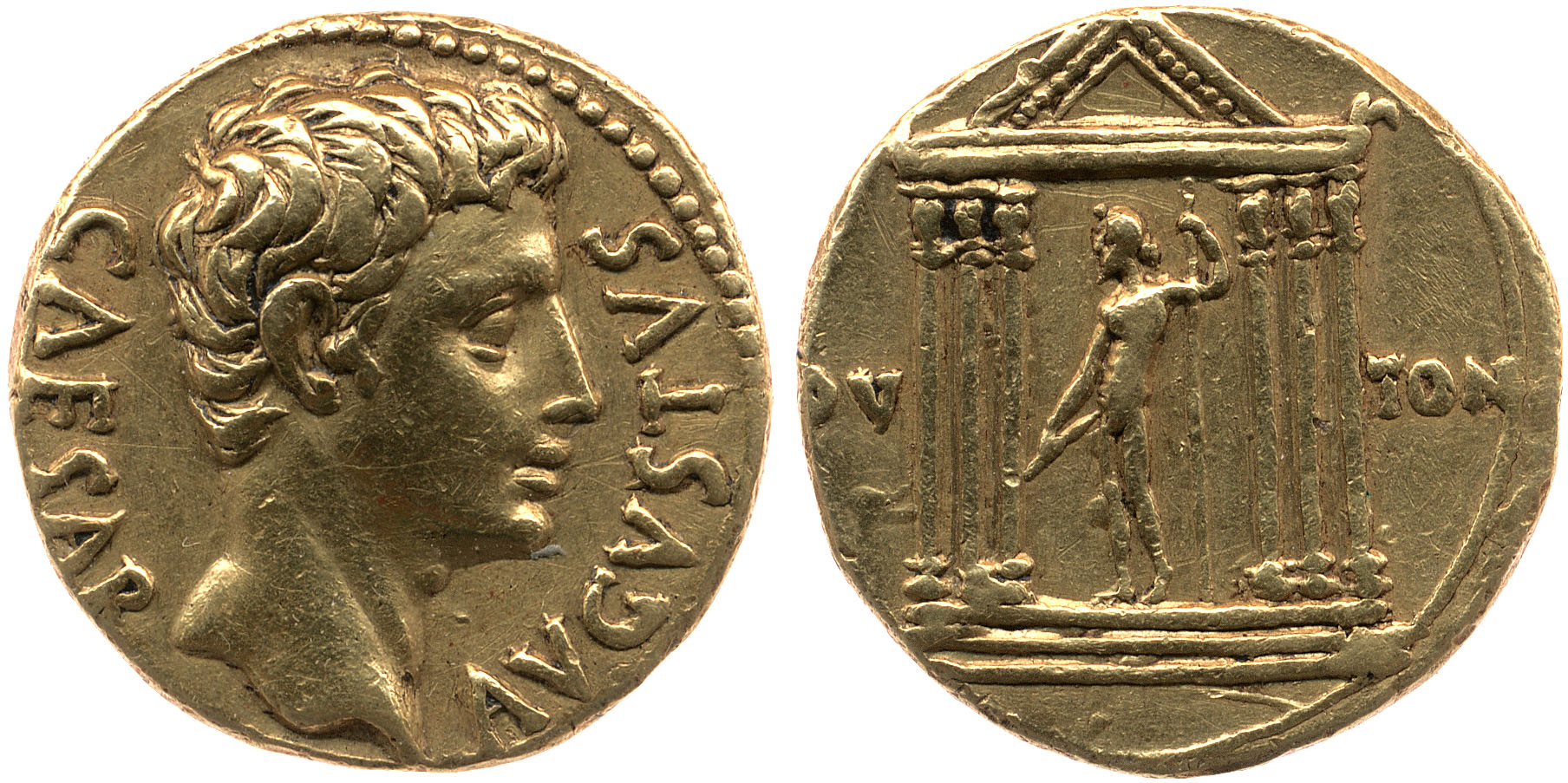You are currently viewing 2328AU – Aureus Auguste