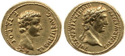 2284AU – Aureus Auguste