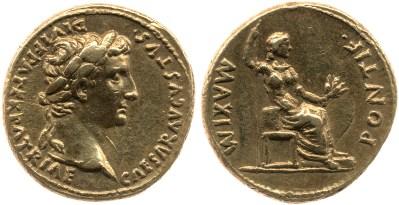 2278AU – Aureus Auguste