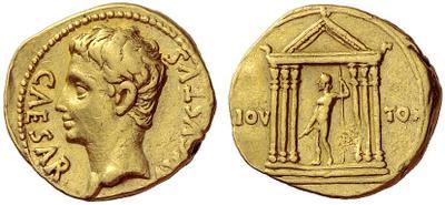 2330AU – Aureus Auguste