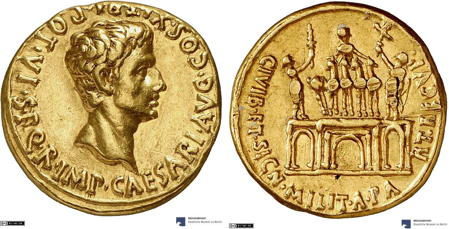 You are currently viewing 2416AU – Aureus Auguste