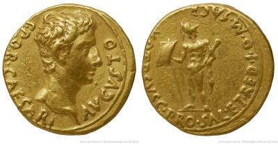 2428AU – Aureus Auguste