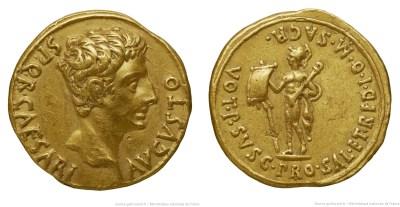 2430AU – Aureus Auguste