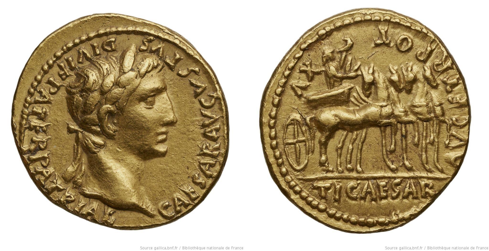 2282AU – Aureus Auguste