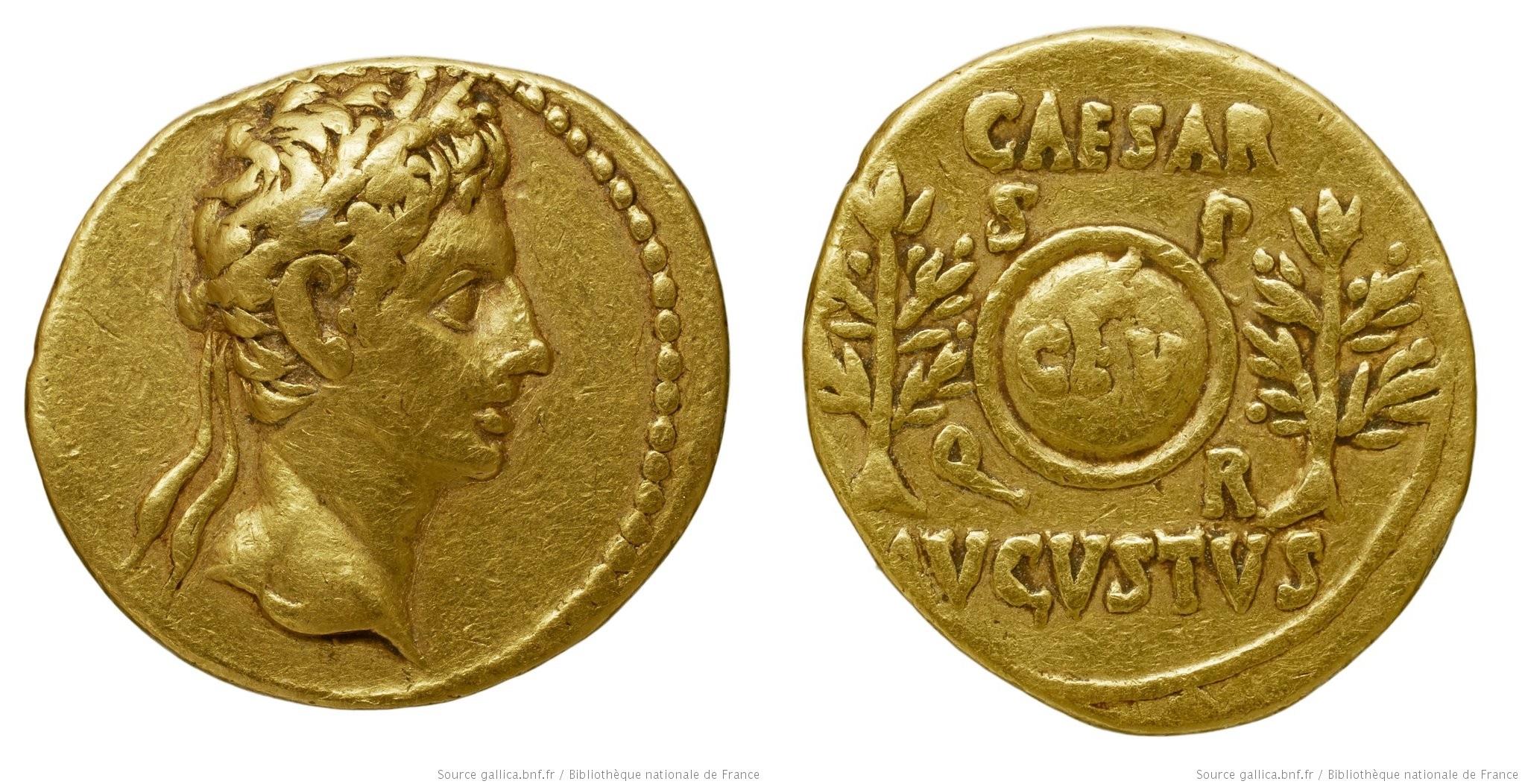 2312AU – Aureus Auguste