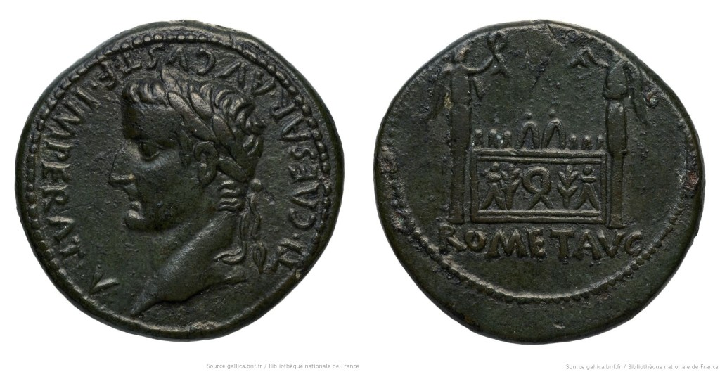Read more about the article 2296AU – Dupondius Tibère