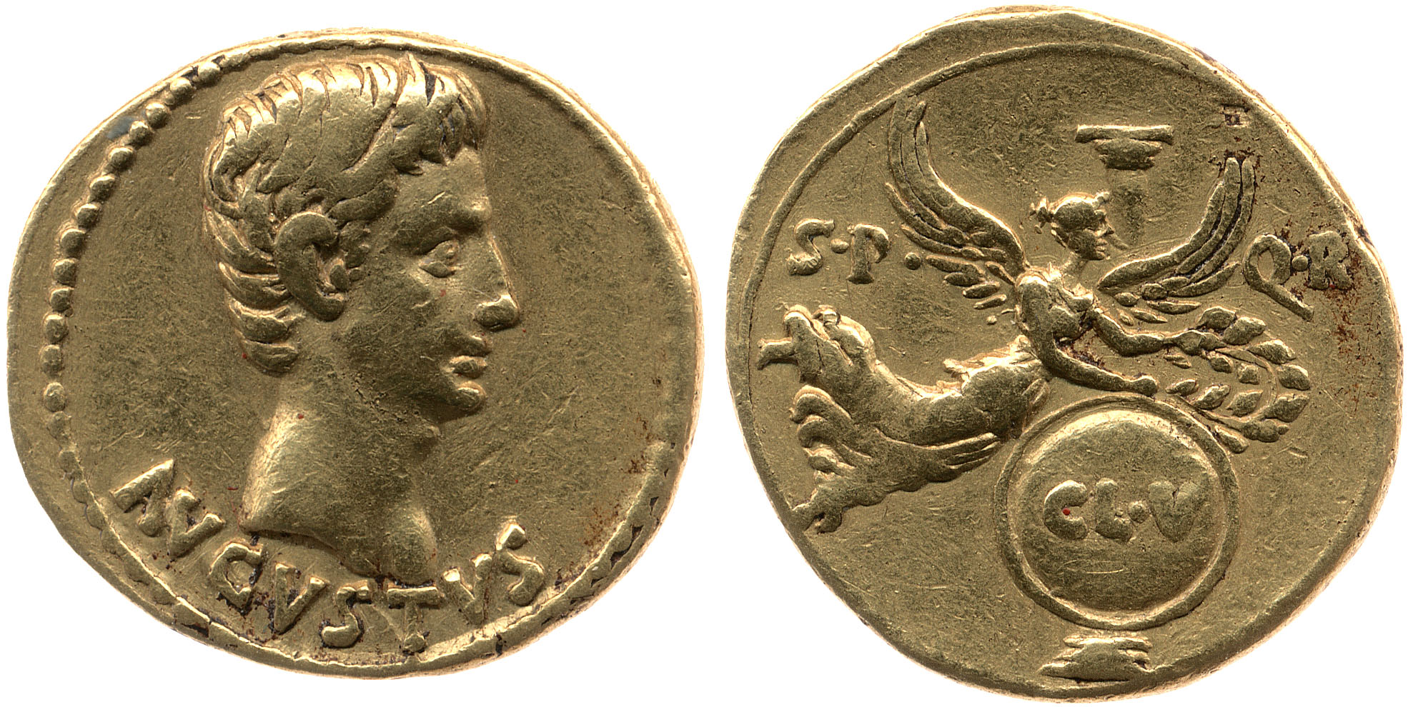 You are currently viewing 2528AU – Aureus Auguste