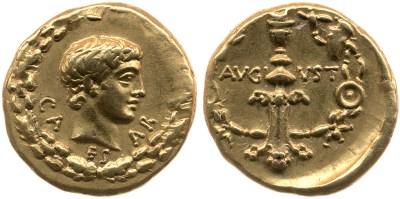 2521AU – Aureus Auguste